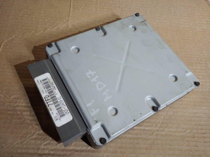 Блок управления двигателем Ford Galaxy 2000-2006 2 (б/у)