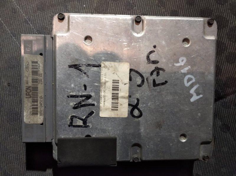 Блок управления двигателем Ford Galaxy 1994-2000 1995 (б/у)