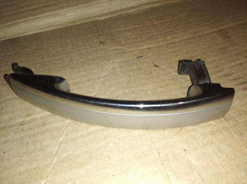 Ручка двери внешняя Ford Mondeo 3 (2000-2007) левая (б/у)