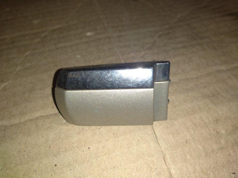Ответная часть внешней ручки двери Ford Mondeo 3 (2000-2007) правая (б/у)