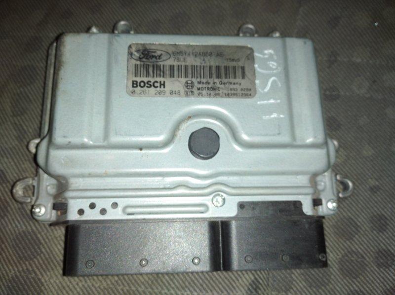 Блок управления двигателем Ford Focus 2 St 2004-2008 (б/у)