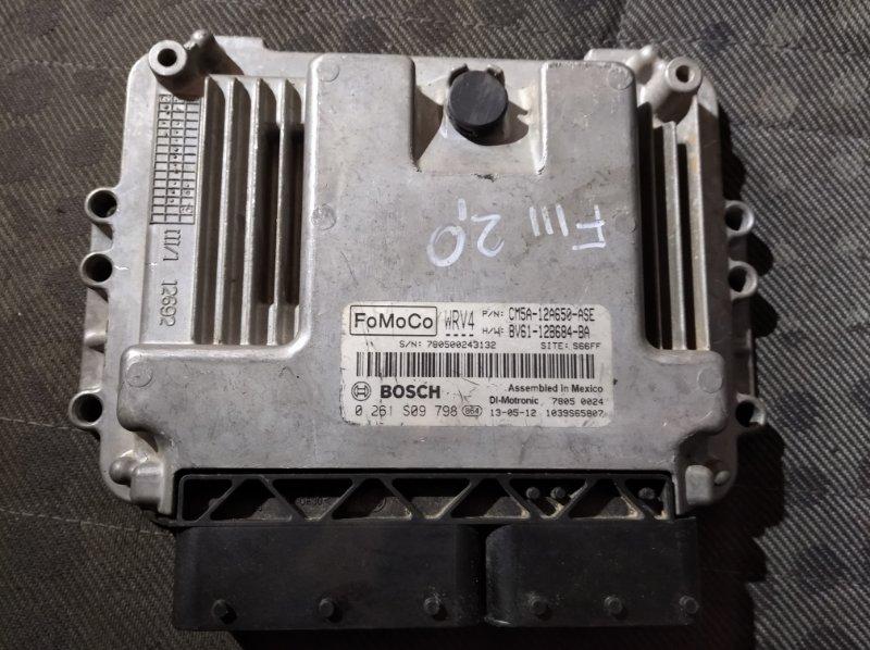 Блок управления двигателем Ford Focus 3 St (2011>) FOCUS 3 ST (2011>) (б/у)