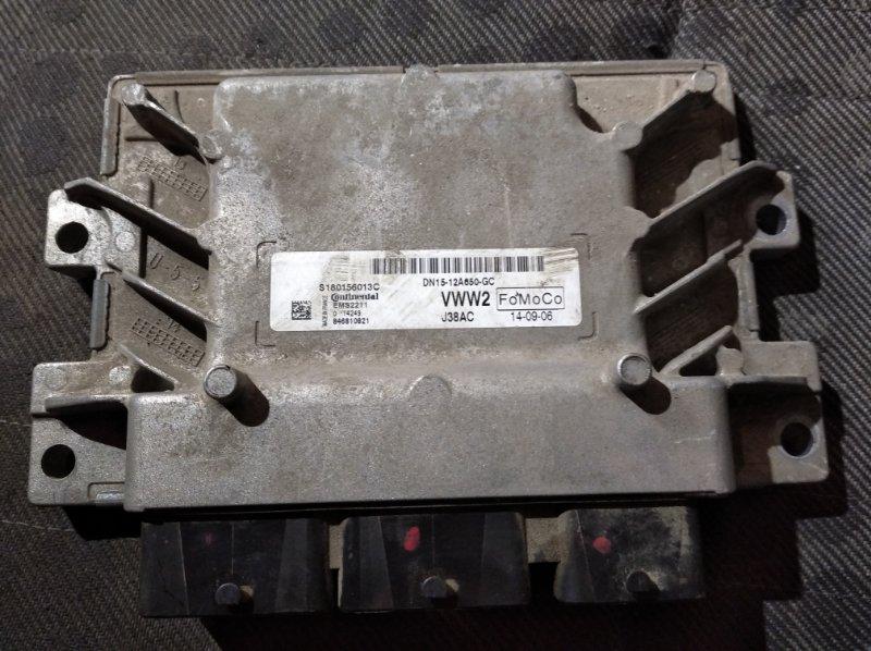 Блок управления двигателем Ford Ecosport 2013> (б/у)
