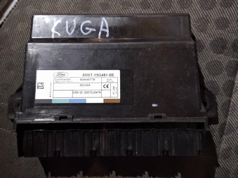 Блок комфорта салона Ford Kuga 1 (2008-2012) (б/у)