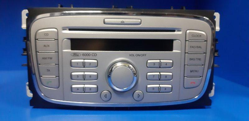 Магнитола Ford Mondeo 4 (2007-2014) (б/у)