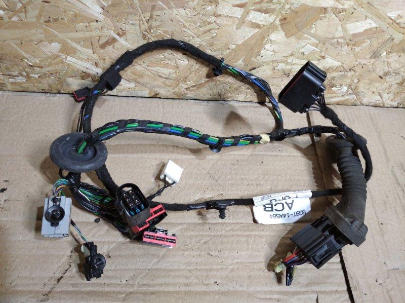 Проводка двери Ford S-Max 2006- передняя левая (б/у)