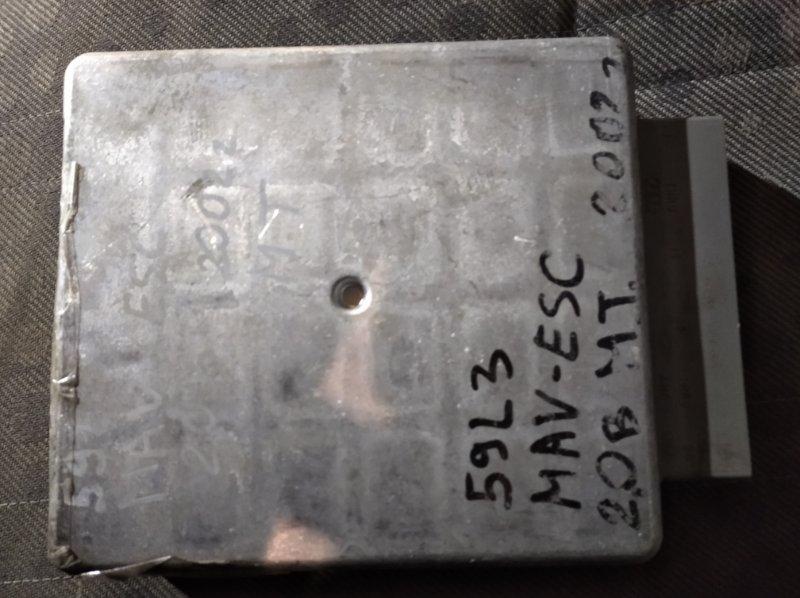 Блок управления двигателем Ford Escape (2001-2006) 2001 (б/у)