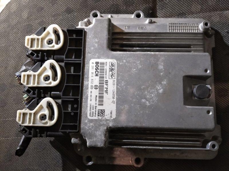 Блок управления двигателем Ford Mondeo 4 (2007-2014) (б/у)