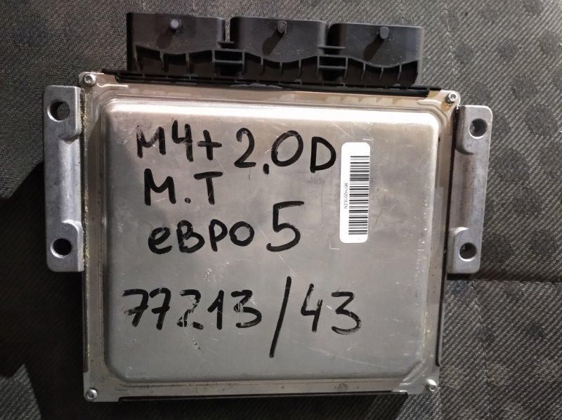 Блок управления двигателем Ford Mondeo 4 (2007-2014) 2 (б/у)