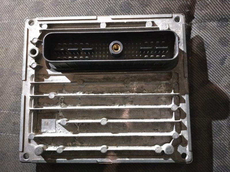 Блок управления двигателем Ford Focus 2 2004-2008 1.6 (б/у)