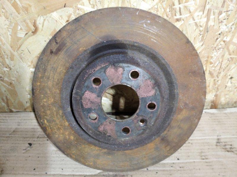 Тормозной диск Ford Explorer (2011-) 2010 передний (б/у)