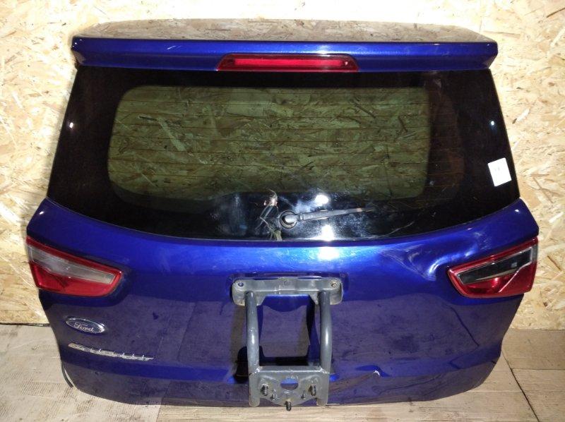 Крышка багажника Ford Ecosport 2013> (б/у)
