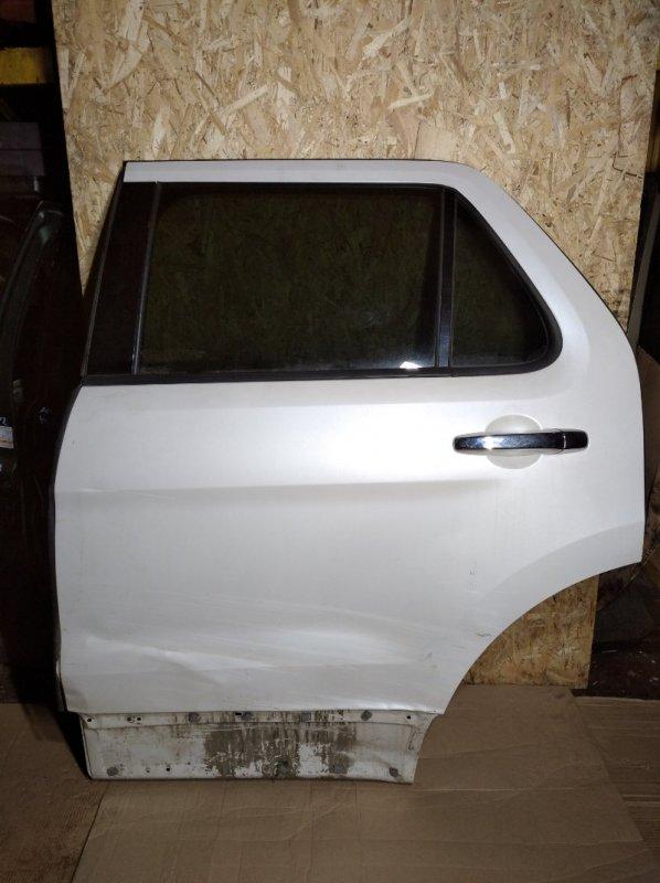 Дверь задняя левая Ford Explorer (2011-) 2010 задняя левая (б/у)