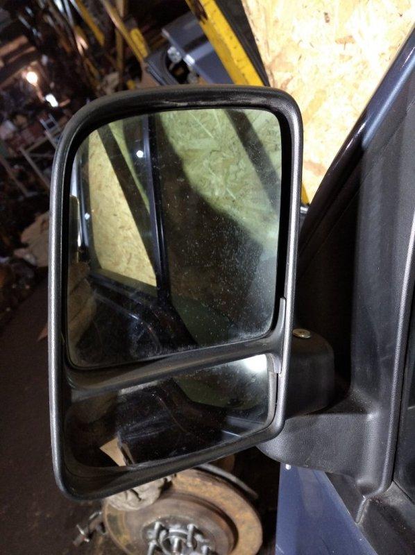 Зеркало левое (механическое) Ford Transit Tourneo/connect (2002-2013) левое (б/у)