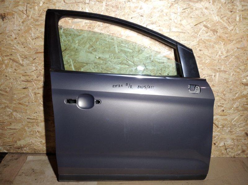 Дверь передняя правая Ford Kuga 1 (2008-2012) передняя правая (б/у)