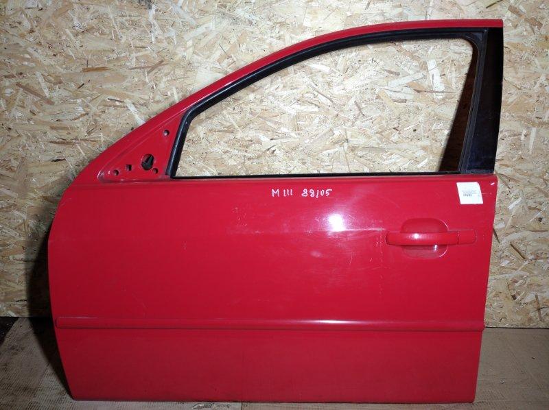 Дверь передняя левая Ford Mondeo 3 (2000-2007) передняя левая (б/у)