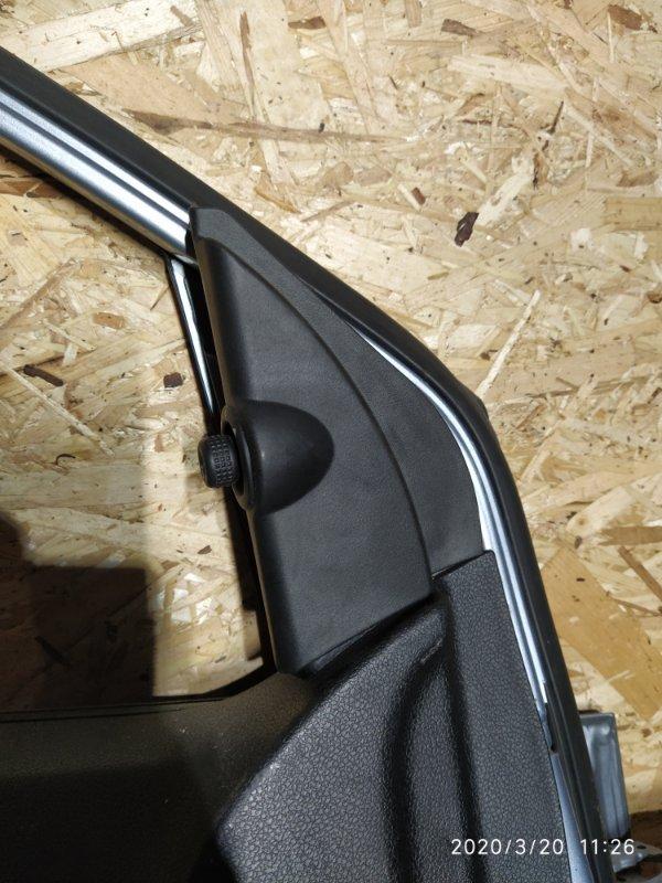 Крышка зеркала Ford Fiesta 2001-2008 2002 передняя левая (б/у)