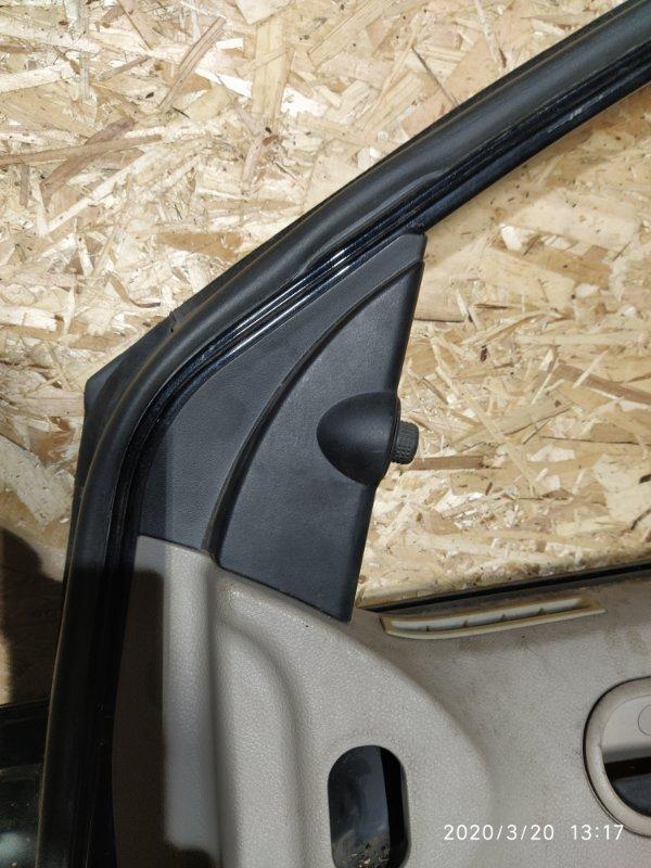 Крышка зеркала Ford Fiesta 2001-2008 2002 передняя правая (б/у)