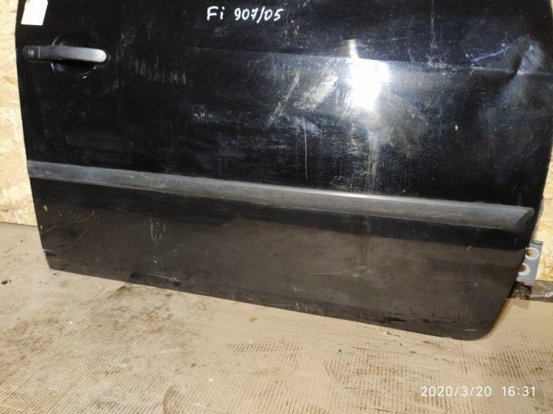 Молдинг двери Ford Fiesta 2001-2008 2002 передний правый (б/у)