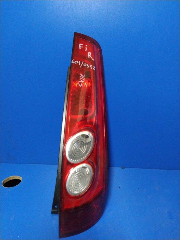 Фонарь задний наружный правый Ford Fiesta (2001-2008) 2005 (б/у)