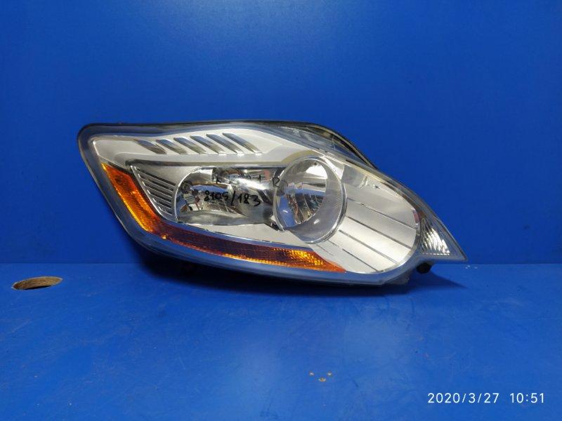 Фара Ford Kuga 1 (2008-2012) 2011 передняя правая (б/у)