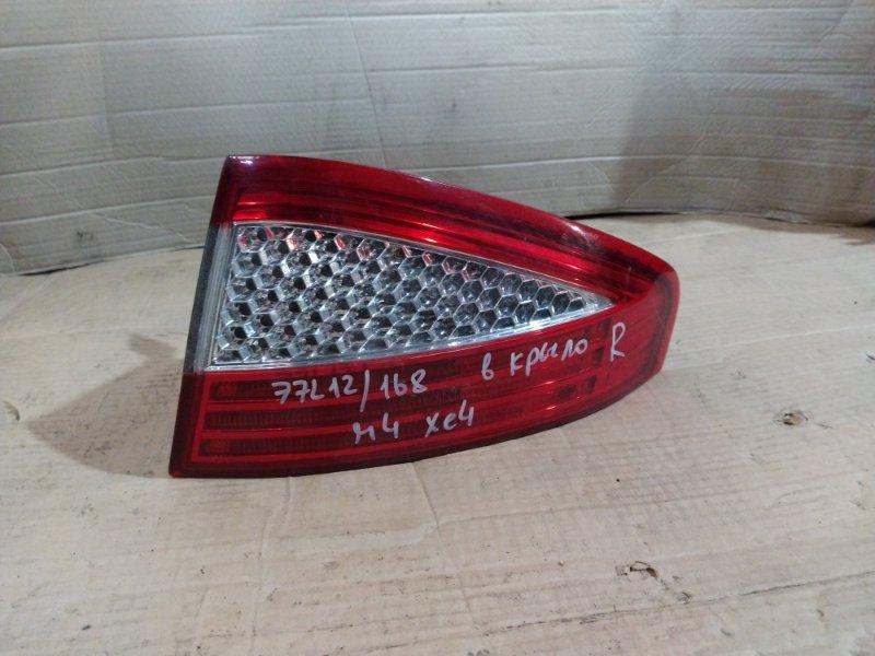 Фонарь задний наружный правый Ford Mondeo 4 (2007-2014) 2012 (б/у)
