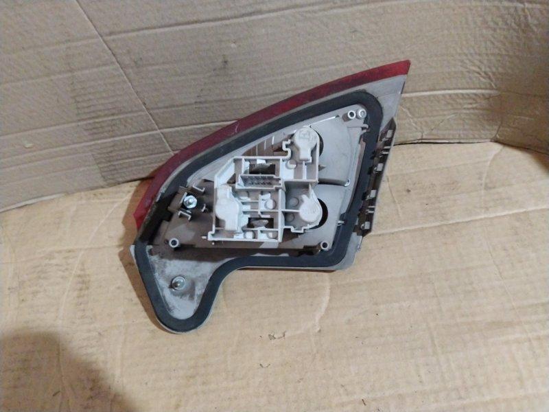 Фонарь задний внутренний правый Ford Mondeo 4 (2007-2014) 2009 (б/у)