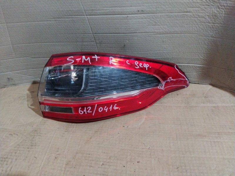 Фонарь задний наружный правый Ford S-Max 2006- 2010 (б/у)