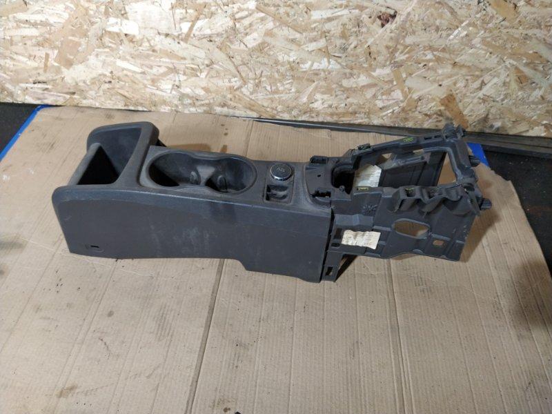 Консоль между сидений Ford Focus 3 (2011>) УНИВЕРСАЛ (б/у)