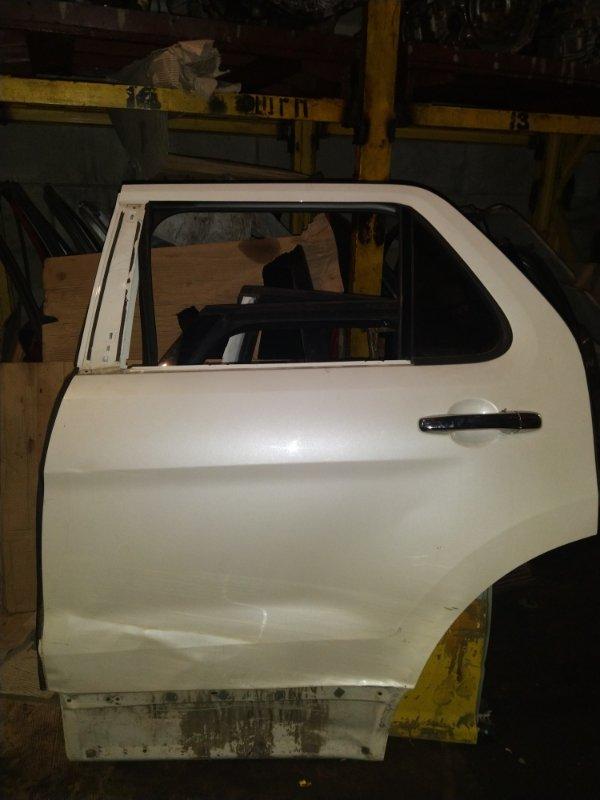 Дверь задняя левая Ford Explorer (2011-) (б/у)