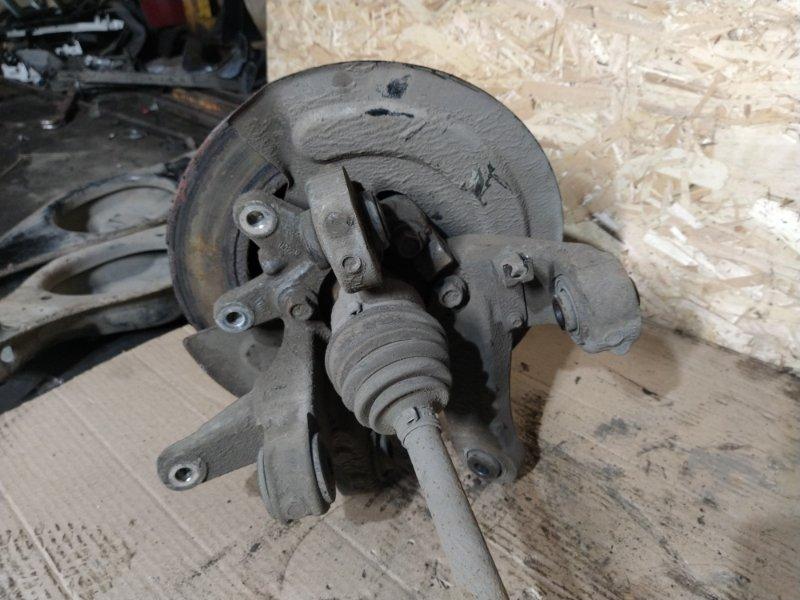 Кулак поворотный задний левый Ford Explorer (2011-) (б/у)