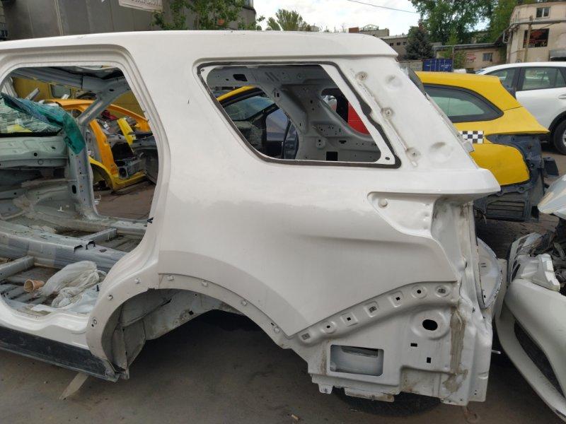 Крыло Ford Explorer (2011-) заднее левое (б/у)