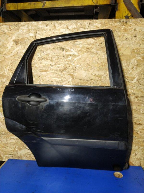 Дверь задняя правая Ford Focus 1 (1998-2005) (б/у)