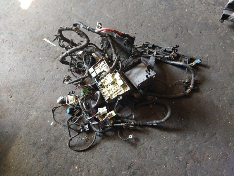 Проводка моторного отсека Ford Focus 3 (2011>) (б/у)