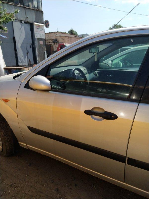 Дверь передняя левая Ford Focus 1 (1998-2005) СЕДАН (б/у)