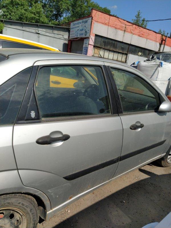 Дверь задняя правая Ford Focus 1 (1998-2005) СЕДАН (б/у)