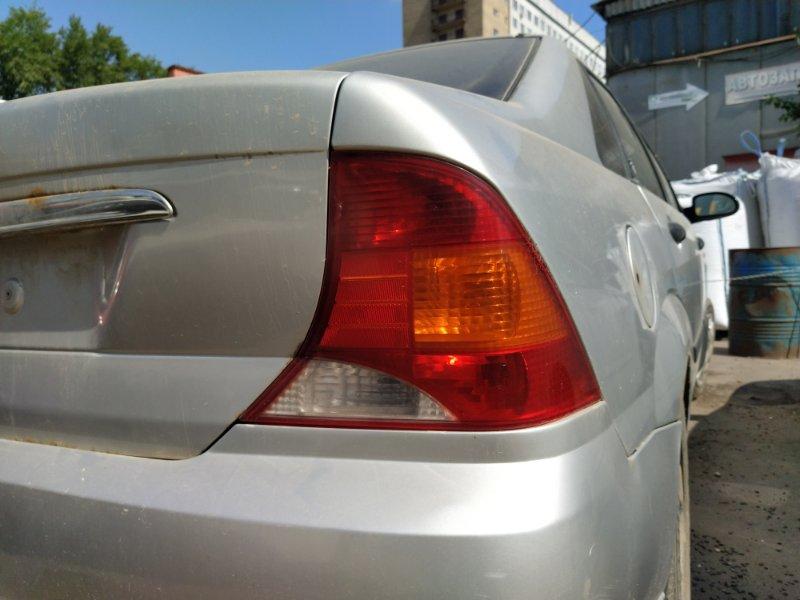 Фонарь Ford Focus 1 (1998-2005) СЕДАН задний правый (б/у)