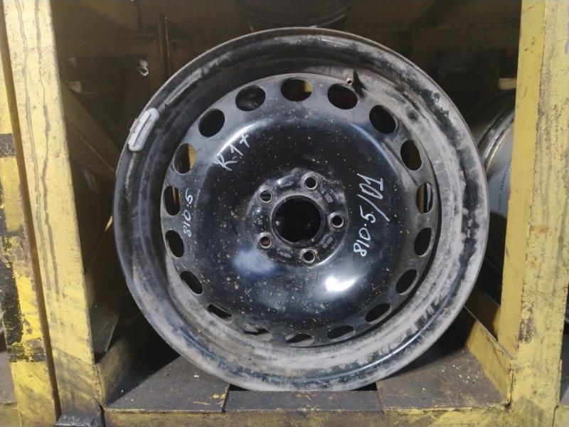 Диск штампованный 17 Ford Kuga 1(2008-2012) (б/у)