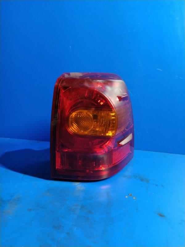 Фонарь задний наружный правый Toyota Land Cruiser (200) (2008>) (б/у)