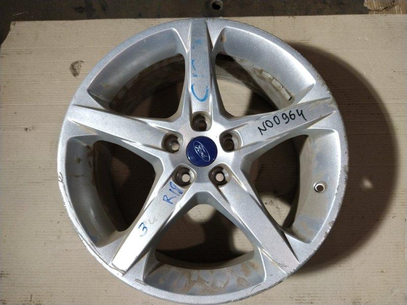 Диск литой r18 Ford Focus 3 (2011>) (б/у)