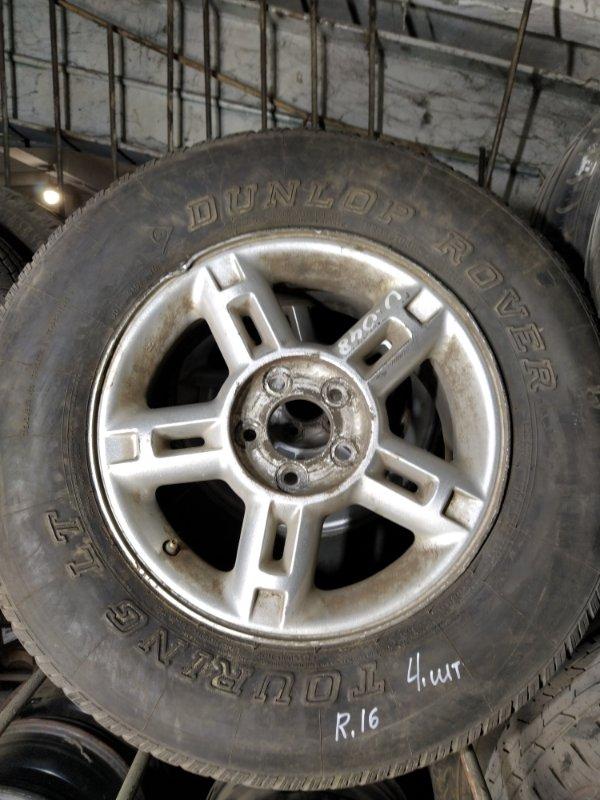 Диск с резиной r16 Ford (б/у)