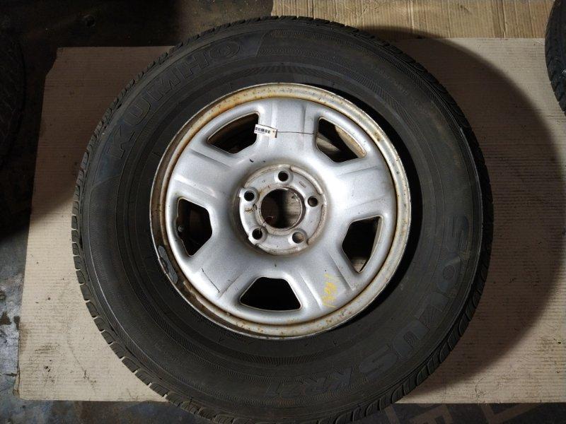 Диск с резиной r15 Ford (б/у)