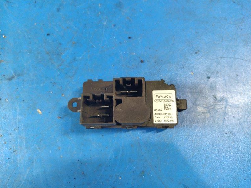 Резистор отопителя Ford Focus 2 2008-2011 (б/у)