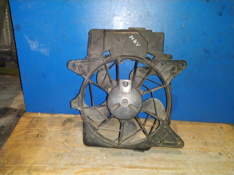 Вентилятор радиатора Ford Maverick (2001-2006) (б/у)