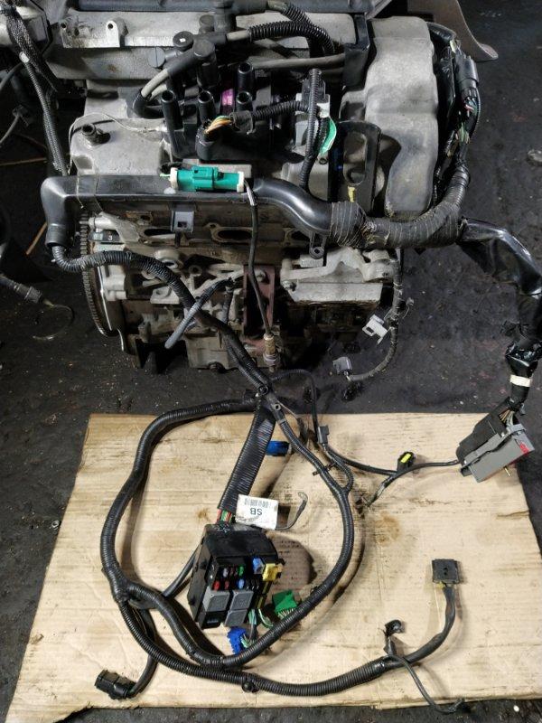 Проводка моторного отсека Ford Mondeo 3 (2000-2007) (б/у)