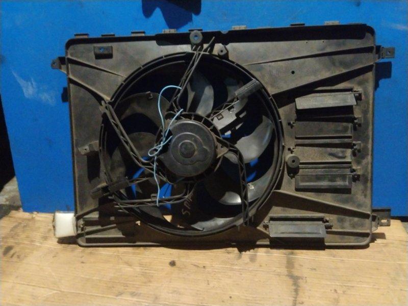 Диффузор вентилятора Ford Mondeo 4 (2007-2014) (б/у)