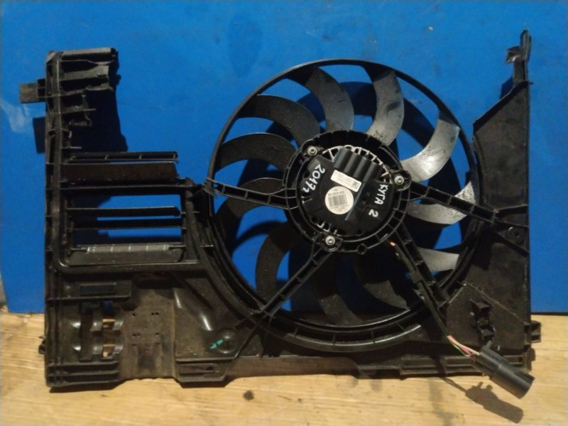Мотор вентилятора охлаждения Ford Kuga 2 (2012-2016) (б/у)