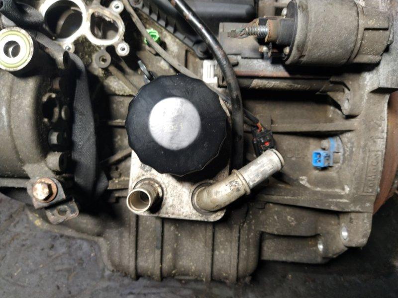 Радиатор масляный Ford Fiesta (2008-2012) (б/у)