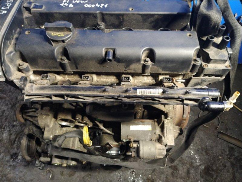 Топливная рампа Ford Fiesta (2008-2012) (б/у)