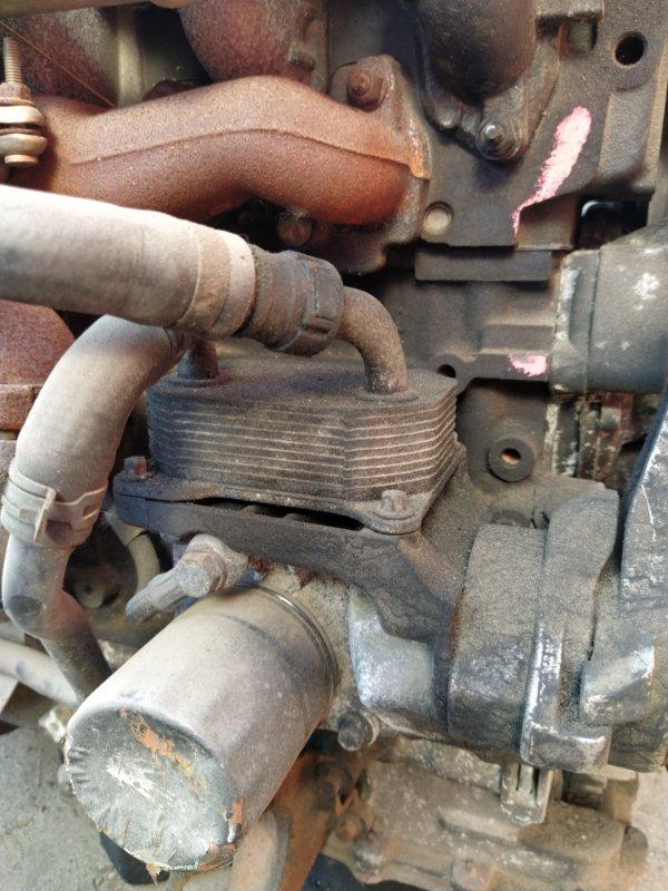 Корпус масляного фильтра Ford Focus 2 2004-2008 (б/у)